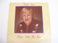 ROLAND STORM -Rollin' With The Flow - SIGNED Rare OZ LP
