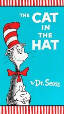Dr Seuss The Cat in the Hat 3 Panel  Fabric