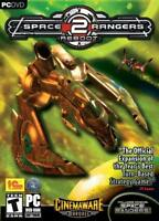 Space Rangers 2 Reboot PC Games Windows 10 8 7 XP Computer sci-fi strategy NEW