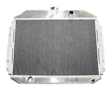 Fits 61-64 Ford F-100 F-250 F-350 Pickup 3 Row Aluminum Racing Radiator