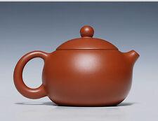Chinese Yixing handmade Xishi zisha teapot qingshui ni pot