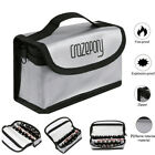 Fireproof Explosionproof Lipo Battery Guard Safe Bag Pouch for Storage &Charging