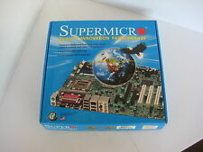 MBD-P4SCA-0 SUPERMICRO ATX Server Motherboard P4SCA NEW IN BOX MBD E7210 P4 800