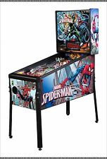 "NEW Stern Marvel Spiderman Pinball Machine  Free Shipping IN STOCK! ""The PIN"""
