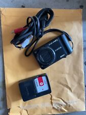 Used Sony Cyber-shot DSC-HX5V 10.2 MP Digital Camera Black