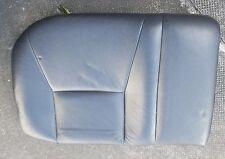 SAAB 9-3 Sitzfläche Sitz hinten links Rücksitz Leder Seat rear left, leather