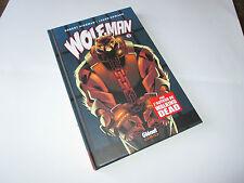 --WOLF -- MAN  3 ....glenat comics ..par l'auteur de walking DEAD..