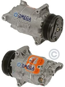 Pontiac A/C Compressor / 08 - 10 G6 2.4L, 05 - 06 Pursuit 2.4L, 03 - 05 sunfire