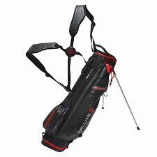 Big Max Dri Lite 7 Standbag Black/red