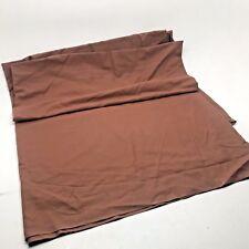 Small brown  studio cloth background