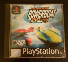 VR Sports Powerboat Racing - Jeu PS1