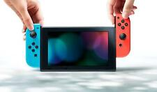 Nintendo Switch Konsole Blau/Rot