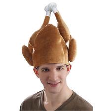 Roasted Turkey Adult Hat One Size