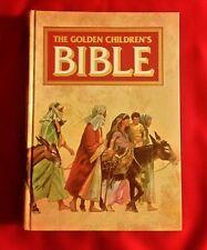 The Golden Children's Bible 1993 Holy God Jesus Religious Faith