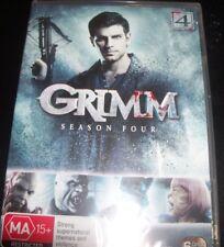 Grimm The Complete Season Four 4 (Australia Region 4) DVD - NEW