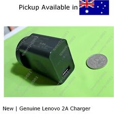 New & Genuine Lenovo 10w 2A USB charger for iPhone iPad Samsung Android and more