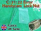 Sony Handycam Camcorder C:31:22 - C:31:23 Repair Kit - Pinch Roller Locking Nut
