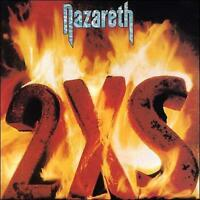2XS [LP VINYL], Nazareth,Very Good,  vinyl with cover art- VG/VG-aged collectibl