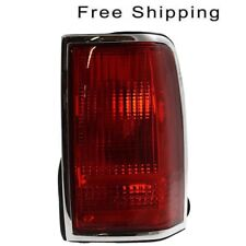 Tail Lamp Lens and Housing Passenger Side Fits Lincoln Town Car Fo2801180