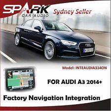CP FACTORY NAVIGATION GPS INTEGRATION SYSTEMS TOUCH SCREEN FOR AUDI A3 2014+
