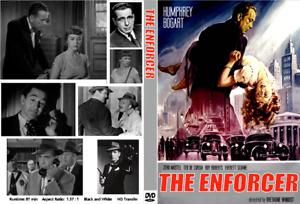 THE ENFORCER (1951) Humphrey Bogart