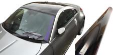 Gloss Black Vinyl Car Wrap Bubble Free Application Various Sizes - Sent in tube
