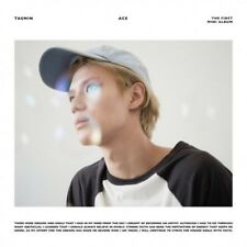 SHINEE TAEMIN [ACE] 1st Mini Album RANDOM Ver CD+80p PhotoBook+Card K-POP SEALED