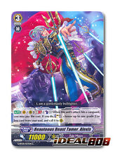 Cardfight Vanguard  x 4 Beauteous Beast Tamer, Alexis - G-BT05/077EN - C Mint
