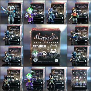 Batman Arkham Series Funko Mystery Minis Gamestop Exclusive NEW w Box~3SHIPSFREE