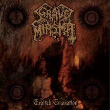 Grave miasma-exalted Emanation (UK), digipack cd