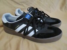 new style 8168a f5168 New Men s Adidas Busenzit Vulc Sneaker Skateboard Shoes Black White Gum Size  12