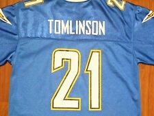 LaDainian Tomlinson #21 San Diego Chargers Jersey by Reebok, Youth L, NICE!!!