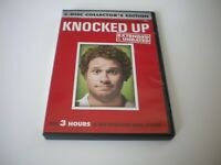 KNOCKED UP DVD EXTENDED AND UNRATED (GENTLY PREOWNED)