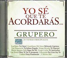 Los Bukis,Guardianes del Amor,Los Temerarios,Grupo Bryndis,Grupo Limite CD