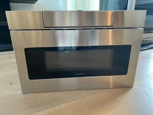 """Sharp SMD3070ASY 30"""" Stainless Steel Microwave Drawer"""