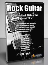 Rock Guitar Bible - PDF + Mp3  - Download