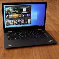Lenovo ThinkPad X1 Yoga 2nd Gen Laptop i5-7300U 8GB FHD 1920x1080 256GB SSD WRTY