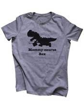 Mommy Saurus Rex Dinosaur party theme workout running Women / Men Triblend Shirt