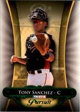 2010 TRISTAR Pursuit Green Baseball Card Pick