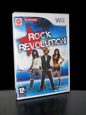 ROCK REVOLUTION GIOCO NUOVO PER NINTENDO WII EDIZIONE ITALIANA PAL ITALIA PG129
