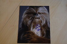 JOHN COPPINGER signed Autogramm In Person 20x25 cm STAR WARS Senator Yarua