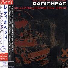No Surprises [EP] by Radiohead (CD, Feb-2001, EMI Music Distribution)