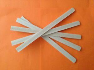 Anrührstab Mischstab Rührholz Rührer Holzstab Holzleiste gerundet 3*16*260mm
