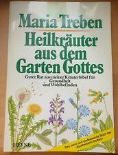 Maria Treben - Heilkräuter aus dem Garten Gottes Ausgabe 1986