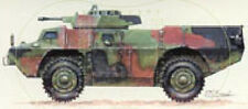 Blindé US. M 1117 - Kit CMK 1/87 n° HOV003