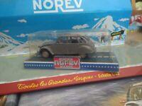 NOREV 1/43 JET CAR SERIE 700 MADE IN FRANCE CITROEN 2CV GRISE NEUF EN BOITE