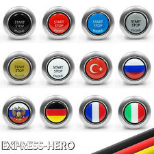 BMW Engine Start Stop Button repair replac Sticker decal E90 E92 E60 E61 E84 GT