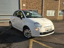 2012 Fiat 500 c convertible low milage