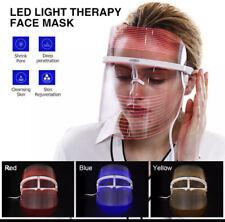 LED Gesichtsmaske Anti-Akne Lichttherapie Anti Falten Maske Hautpflege