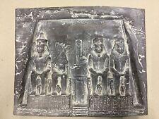 Ägyptisches Relief Von Abu Simbel